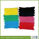 Protezione non tessuta a gettare della clip, protezione della calca, protezione Bouffant, protezione del Mop