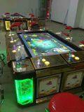 Máquina de juego video de la pesca de la arcada del validador de Bill del cazador de los pescados