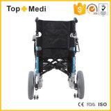 折るリチウム電池の電気モーター式の車椅子