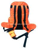Backpack оптового дешевого мешка работы видимости безопасности Mens высокого отражательный