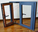 Thermischer Bruch-Aluminiumflügelfenster-Fenster (BHA-CW46)