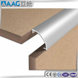 Perfiles de aluminio modificados para requisitos particulares del ajuste del azulejo