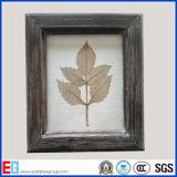 Cornice di legno antica di Moden/blocco per grafici della foto