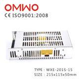 Bloc d'alimentation de C.C à C.A. de mode de commutation d'éclairage de DEL, 200W 12V 16.5A SMP