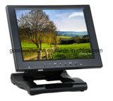 """10 """" 1024x600 LCD Monitor der Noten-HD mit HDMI, YPbPr, VGA, DVI"""