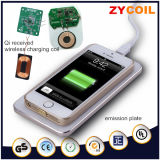 무선 충전기 수신기를 위한 Qi 전화 수신기 코일