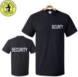 Chemise de polo uniforme entière de garde de sécurité de jeu pour l'OEM des hommes