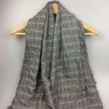 130*130cm 100% longues écharpes de coton pour le châle d'accessoire de mode de femmes