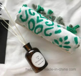 Novo Customized Zebra Ink Printing Thin Lady's Cotton Scarf (HWBC32)