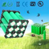Kundenspezifischer Lithium-Batterie-Satz des Fachmann-LiFePO4 für elektrisches Fahrrad (24V 60Ah)