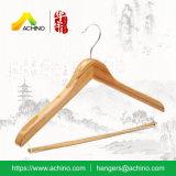 De Hanger van het Kledingstuk van het bamboe met Staaf (BSH202)