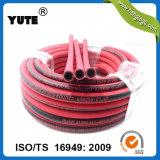 Résistant à l'ozone Yute PRO compresseur flexible à air en caoutchouc noir