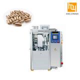 Máquina de rellenar de la cápsula del Njp para el relleno de los polvos, de la paleta y de la tablilla