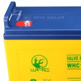 Whc bateria de gel solar 100ah com bateria sem garantia da UPS
