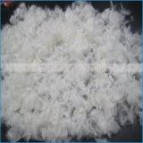 Wholesale High Filling Power Pena de pato branco ou cinza para vestir casacos