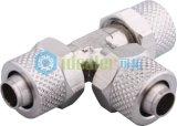 Encaixe pneumático apropriado de bronze com Ce/RoHS (RPUT4*2.5)