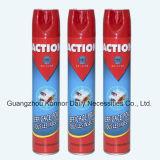 Jet d'insecticide d'aérosol de Sundriesl de ménage pour le produit répulsif de moustique