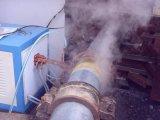 Nuevo tipo máquina 120kw del recocido del alambre de cobre de la inducción de Superaudio