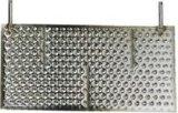 Scambiatore di calore di ripristino di calore delle acque di rifiuto dell'antiparassitario dell'acciaio inossidabile 304