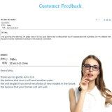최신 판매 디자인 안경알 광학 프레임