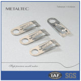 Interruptor de controle de temperatura, trote progressiva de alta precisão, peça de estampagem de metal