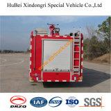 carro de bombeiros Euro4 da água de 3.5ton Isuzu Ql11109kary