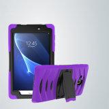 Hybrider Shockproof Gummistandplatz-Fall für Samsung-Tablette