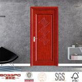 Porte d'intérieur en bois résistant à l'eau de salle de bains (GSP8-010)