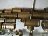 Pipe Polished en laiton de placage avec Quanlity élevé (Yard-&&simg ; aret ; 049)