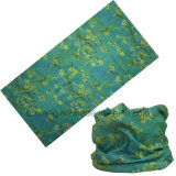 Fashion Cheap Multifunctional Printed Seamless Microfiber Tourism Bandana