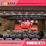 Indoor P2 HD plein écran LED de couleur de l'écran du panneau de publicité