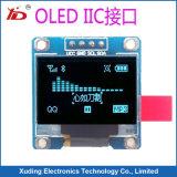 Модуль 96X39 индикации 0.96 дюймов OLED ставит точки белый голубой цвет