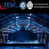 Soluzione dell'interno di illuminazione del fascio di concerto