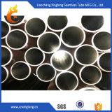 Tubo que raspa afilado con piedra acero del cilindro, tubo de acero galvanizado pared gruesa