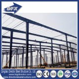 Hecho en almacén prefabricado del acero estructural de China