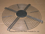 Protecteurs de ventilateur à grille en acier galvanisé