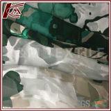 Ткань 100% точного Organza текстуры Silk для платья