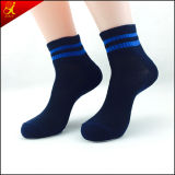Coutume colorée de chaussettes d'hommes en ventes