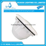 LED Underwater Swimming Pool Lights met PC Niche