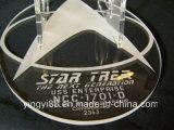 De nieuwe Laser sneed de AcrylTribune van de Vertoning van de Collector van het Stuk speelgoed