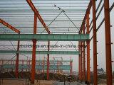 Preparada la estructura de acero de gran almacén
