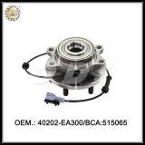 Unità del cuscinetto del mozzo di rotella anteriore (40202-EA300) per Nissan