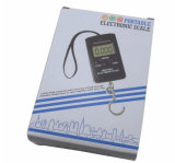Miniatura Handy Handook Hook Fishing Portable Digital Laggage Scale