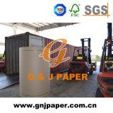 Gute Qualitätsbrown-Oberseite-Jungfrau Kraftpapier/Fertigkeit-Zwischenlage-Papier für Verkauf