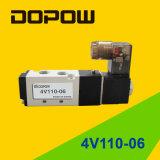 4V110-06 Soupape solénoïde à commande unique 5 Port M5 Port Size