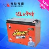 batteria libera di manutenzione EV di 6-Dm-75 (12V35AH) Dongjin