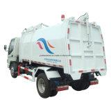 Seitlicher Laden-Abfall-LKW mit JAC Chassis