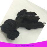 Dyeableのもつれの自由なFunmiの波の100%年のバージンの毛
