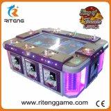 Máquina de juego del cazador de la pesca del vector de la arcada de Phoenix del dragón del tigre de los E.E.U.U.