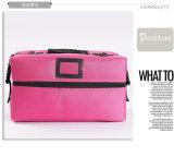 Mode d'Oxford Portable sac cosmétique avec bacs